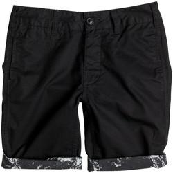 vaatteet Lapset Shortsit / Bermuda-shortsit DC Shoes Beadnell by 18 b Musta