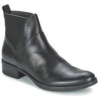 kengät Naiset Bootsit Geox MENDI ST D Black