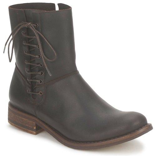 kengät Naiset Bootsit Stephane Gontard RINGO Brown