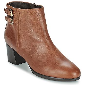 kengät Naiset Nilkkurit Geox ERIKAH B Brown