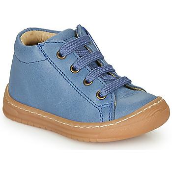 kengät Pojat Korkeavartiset tennarit GBB HIPOTE Blue