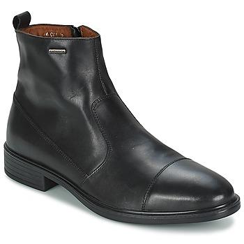 kengät Miehet Bootsit Geox LORIS D ABX Black