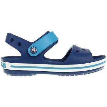 kengät Pojat Sandaalit ja avokkaat Crocs Crocband Vaaleansiniset