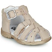kengät Pojat Sandaalit ja avokkaat GBB ARIGO White / Cassé