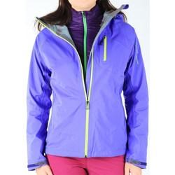 vaatteet Naiset Takit Salomon Quest Hike Trip 3 IN 1 W Violetit