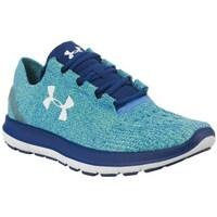 kengät Naiset Juoksukengät / Trail-kengät Under Armour W Speedform Slingride Vaaleansiniset