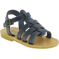 kengät Pojat Sandaalit ja avokkaat Attica Sandals PERSEPHONE NUBUCK BLUE blu