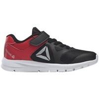 kengät Lapset Juoksukengät / Trail-kengät Reebok Sport Rush Runner Mustat, Punainen, Harmaat