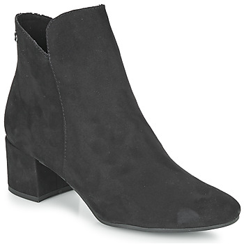 kengät Naiset Nilkkurit Tamaris CIKA Black