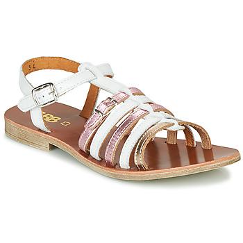 kengät Tytöt Sandaalit ja avokkaat GBB BANGKOK White