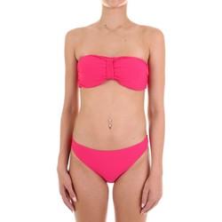 vaatteet Naiset Kaksiosainen uimapuku Joséphine Martin SYRIA Fuxia
