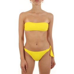 vaatteet Naiset kaksiosainen uimapuku Joséphine Martin SARA Giallo