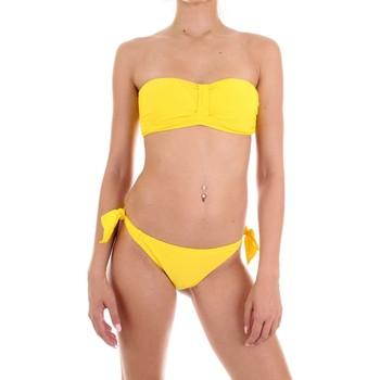 vaatteet Naiset kaksiosainen uimapuku Joséphine Martin SYRIA Giallo