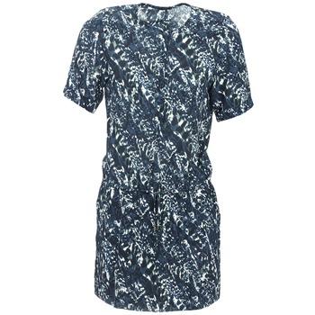 vaatteet Naiset Lyhyt mekko Ikks SABLE Blue