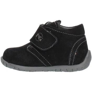 kengät Lapset Korkeavartiset tennarit NeroGiardini A919030M Blue