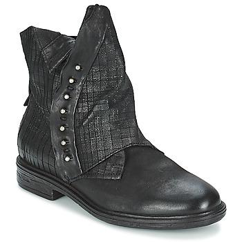 kengät Naiset Bootsit Airstep / A.S.98 ETIENNE Black