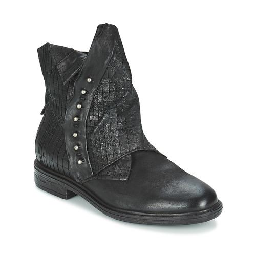 Nilkkurit / Bootsit Airstep / A.S.98 ETIENNE Black 350x350