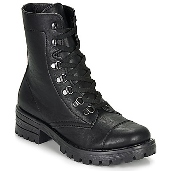 kengät Naiset Bootsit André NIVA Black