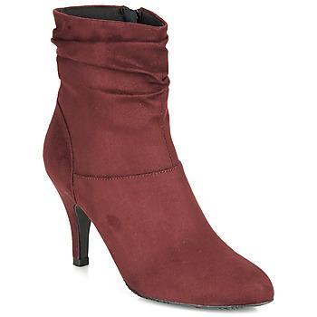 kengät Naiset Nilkkurit André LINE Bordeaux