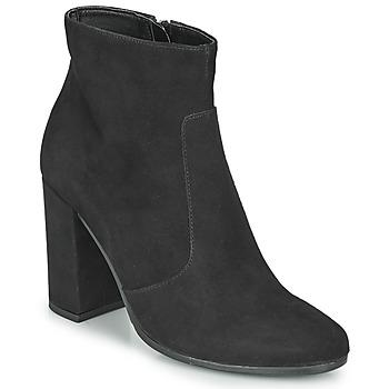 kengät Naiset Nilkkurit André ELVIRA Musta