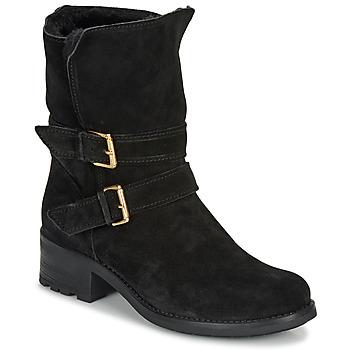 kengät Naiset Bootsit André MAJOLIE Black