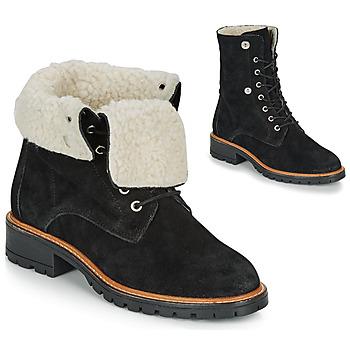 kengät Naiset Bootsit André BALADE Black