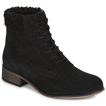 kengät Naiset Bootsit André GODILLETTE Black