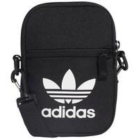 laukut Olkalaukut adidas Originals Fest Bag Trefoil Mustat