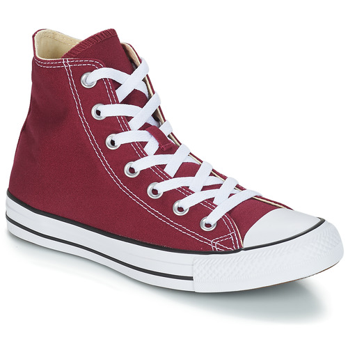 kengät Korkeavartiset tennarit Converse CHUCK TAYLOR ALL STAR CORE HI Bordeaux