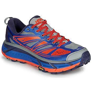 kengät Miehet Juoksukengät / Trail-kengät Hoka one one Mafate Speed 2 Blue