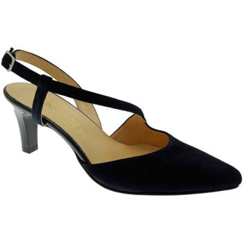 kengät Naiset Korkokengät Soffice Sogno SOSO9360bl blu