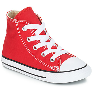 newest 0b87b d4fa5 kengät Lapset Korkeavartiset tennarit Converse CHUCK TAYLOR ALL STAR CORE HI  Red