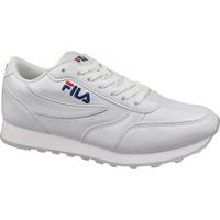 kengät Naiset Matalavartiset tennarit Fila Orbit Zeppa Low Wmn Blanc
