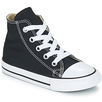 finest selection 7dacf 1ecdb kengät Lapset Korkeavartiset tennarit Converse CHUCK TAYLOR ALL STAR CORE  HI Black