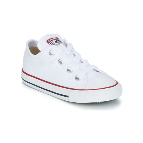 kengät Lapset Matalavartiset tennarit Converse CHUCK TAYLOR ALL STAR CORE OX White
