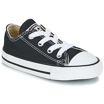 kengät Lapset Matalavartiset tennarit Converse CHUCK TAYLOR ALL STAR CORE OX Black