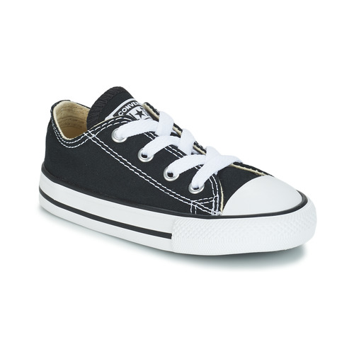 kengät Lapset Matalavartiset tennarit Converse CHUCK TAYLOR ALL STAR CORE OX Black