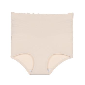 Alusvaatteet Naiset Muotoilevat alushousut DIM BEAUTY LIFT CULOTTE Beige