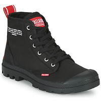 kengät Bootsit Palladium PAMPA HI DU C Black