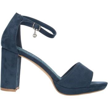 kengät Naiset Sandaalit ja avokkaat Xti 35047 Petroleum blue