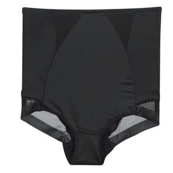 Alusvaatteet Naiset Muotoilevat alushousut PLAYTEX PERFECT SILOUHETTE Musta