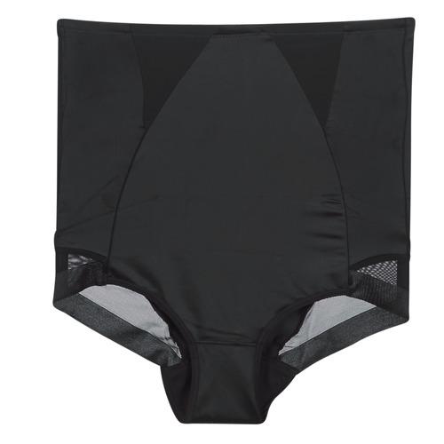 Alusvaatteet Naiset Muotoilevat alushousut PLAYTEX PERFECT SILOUHETTE Black
