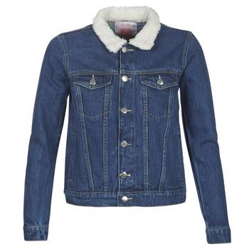 vaatteet Naiset Farkkutakki Moony Mood LOTITO Blue
