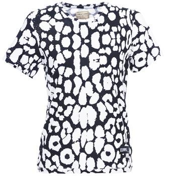 vaatteet Naiset Lyhythihainen t-paita Eleven Paris BIRINA Black