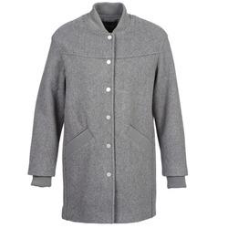 vaatteet Naiset Paksu takki Eleven Paris PARC Grey