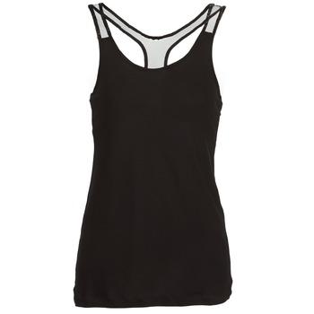 vaatteet Naiset Hihattomat paidat / Hihattomat t-paidat Religion DELICATE Black