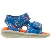 kengät Lapset Sandaalit ja avokkaat New Balance 2031 Tummansininen