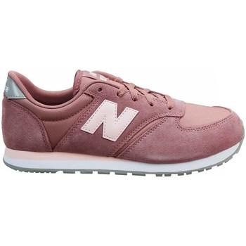 kengät Lapset Matalavartiset tennarit New Balance YC420PP Vaaleanpunaiset
