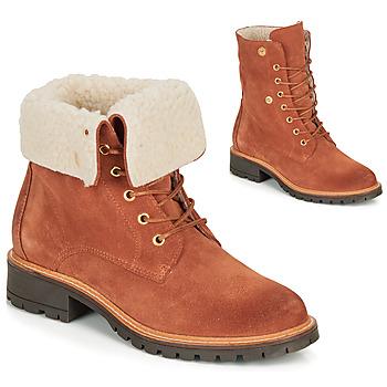 kengät Naiset Bootsit André BALADE Orange