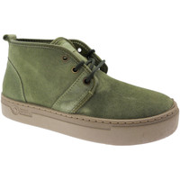 kengät Naiset Korkeavartiset tennarit Natural World NAW6151922ka verde